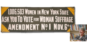 How NY Women Won the Vote in 1917 (presented by LWV)