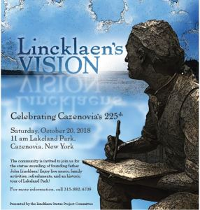 Lincklaen's Vision: Celebrating Cazenovia's 225th