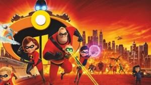 Movie: Incredibles 2