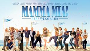 Movie: Mamma Mia 2: Here We Go Again