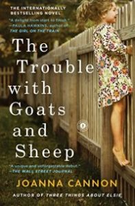 Afternoon Open Book Club (The Trouble with Goats and Sheep by Joanna Cannon)