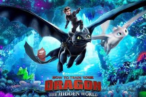 """Movie- How to Train Your Dragon: """"The Hidden World"""""""