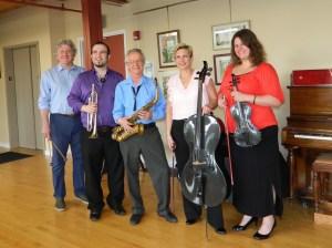 The Five Family Ensemble