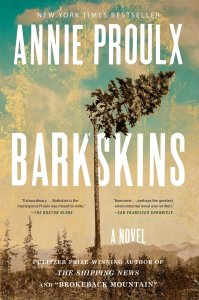 Open Book Club Evening (Barkskins by Annie Proulx)