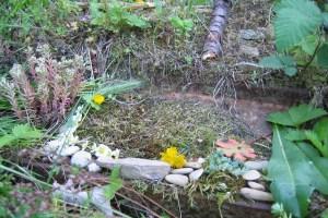 PICK UP: FAMILY ACTIVITY (Fairy Houses)