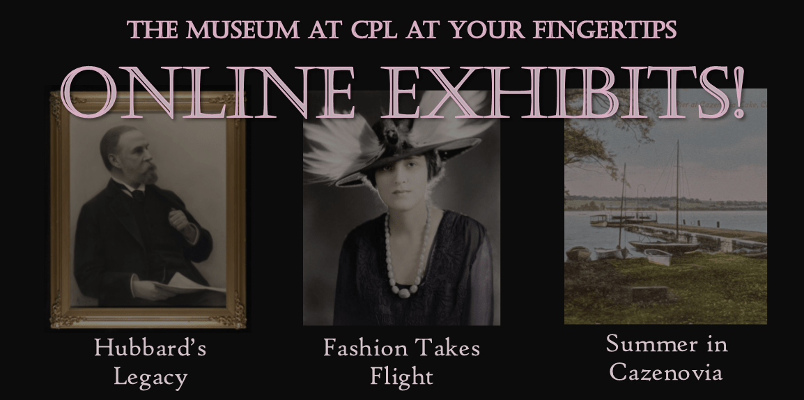 Banner for Online Exhibits
