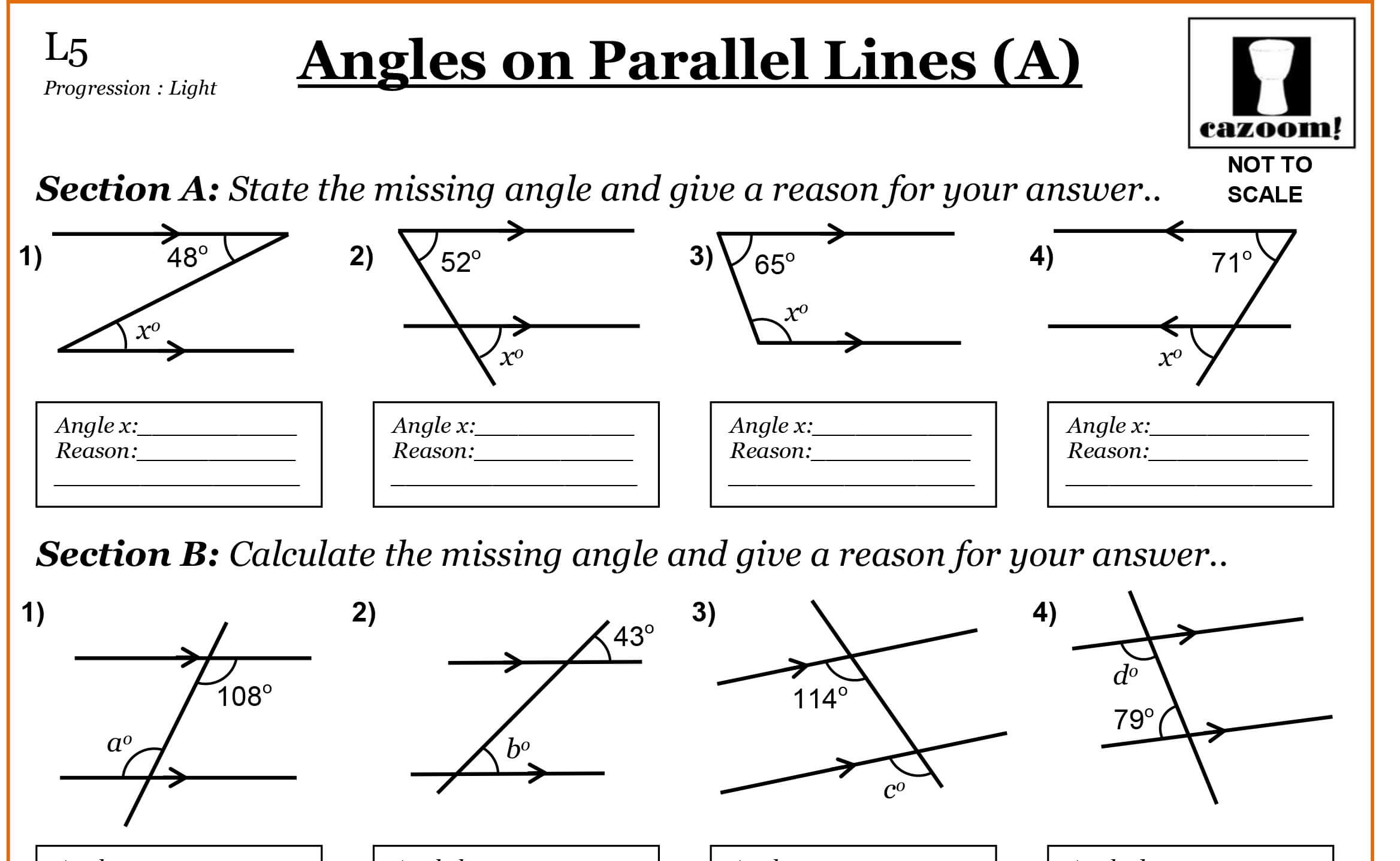 Year 7 Maths Worksheets