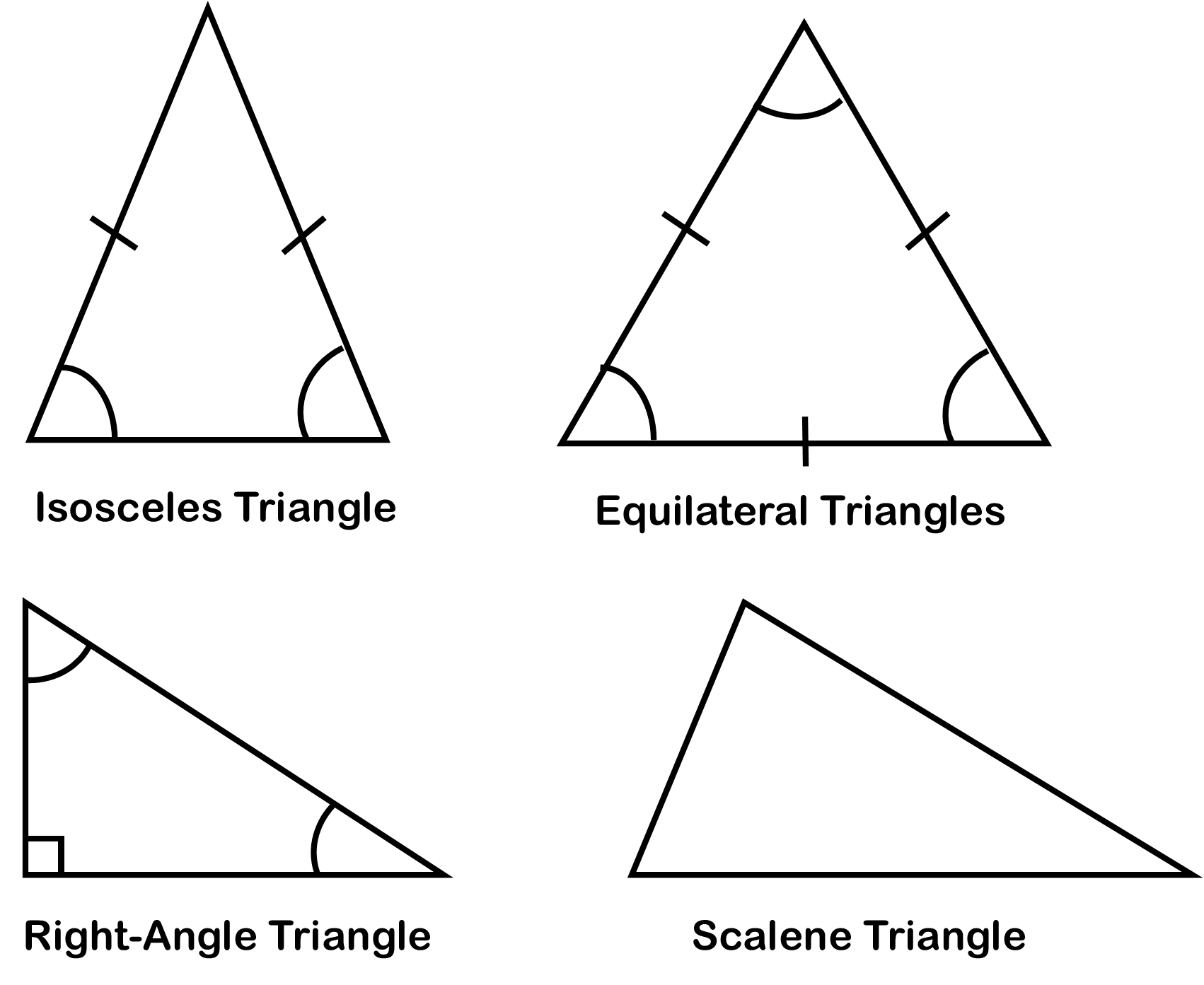 Triangles Worksheet Grade 5