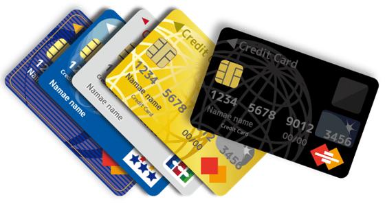 クレジットカードは一枚でいいのか?複数必要なのか?