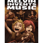 Melvin Invents Music