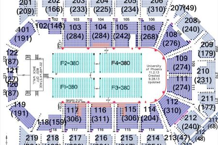 us bank arena seating chart » Full HD Pictures [4K Ultra]   Full ...