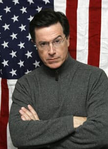 Satirist Stephen Colbert: Truthiness has its social consequences. (Jason DeCrow/Associated Press)