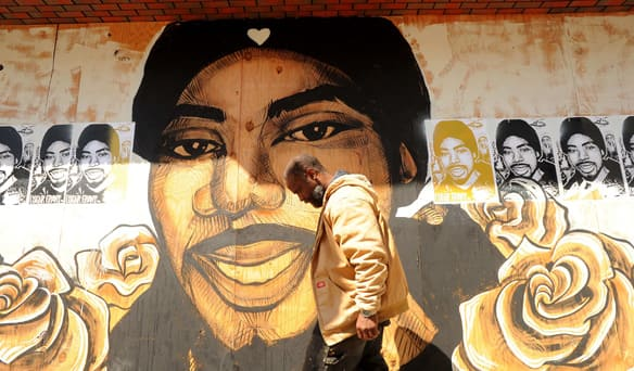 Grant Mural