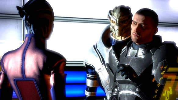 Mass Effect, a game with a complex story developed in Edmonton, will be required 'reading' for a course in contemporary Canadian fiction at Concordia University.