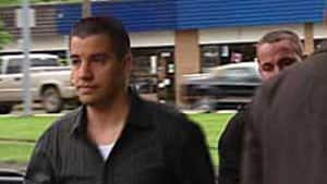 Jonathan Bacon, seen here in 2008, was reportedly killed by a gunman in Kelowna on Sunday.