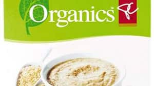 Several organic baby cereals have been recalled by Loblaws.