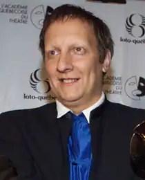 Robert Lepage (Canadian Press photo)