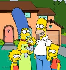 The Simpsons as linguistic innovators? Meh. (Associated Press)