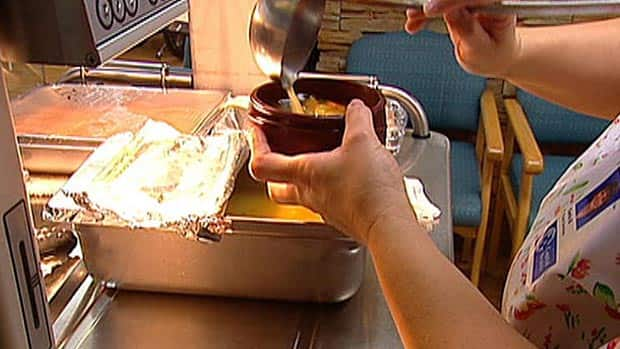 Hospital patients are getting too much sodium in their food, CBC's Melanie Nagy reports.