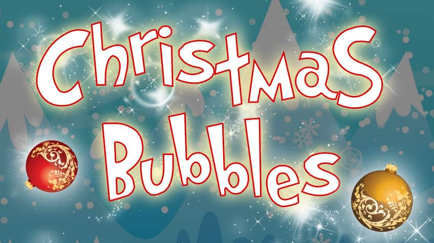 Christmas Bubbles Play Free Online Kids Games CBC Kids