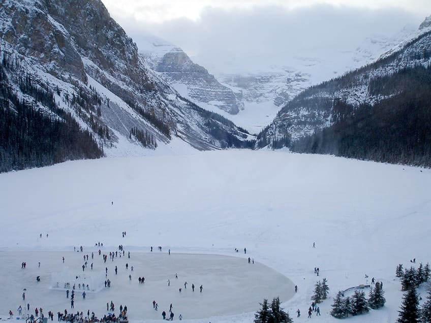5 Cool Canadian Outdoor Ice Rinks Explore Awesome