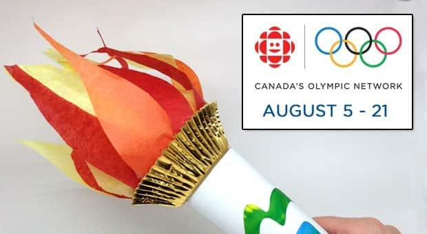 Build A Light Up Olympic Torch For Rio Play CBC Parents
