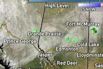 HD Decor Images » CBC News   Local Weather   Edmonton  Alberta Local Maps