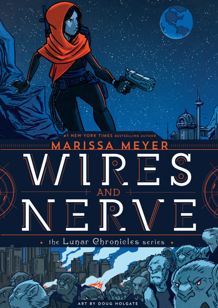 Image result for wires and nerve volume 1 book title