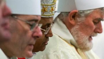 Diocesan Bishops