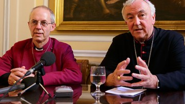 Cardinal Nichols and Archbishop Welby call on Government to address persecution of Christians and promote freedom of religion