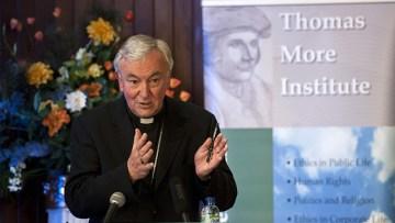 Inaugural Thomas More Lecture