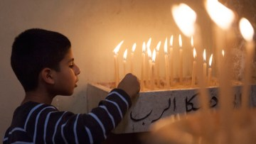 A Day of Prayer for Syria and the Middle East North Africa (MENA) region
