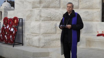 Commemorating WWI, EU Bishops pray for Peace in Ypres
