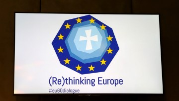 The 'human' must be put back at the centre of the European Project