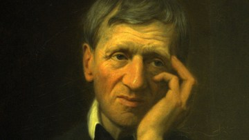 Bishop John Arnold's prayer on the Feast Day of John Henry Newman