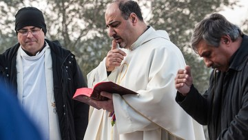 "Middle East without Christians ""unthinkable"" but what can the Church do?"