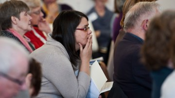 Love is at the heart of new evangelisation