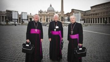 Bishop Kieran Conry's Written Intervention