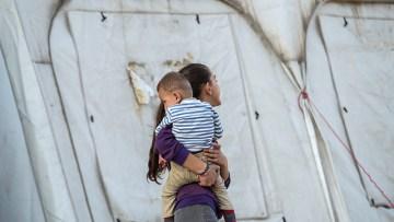 Bishop Declan Lang on Displaced Persons in the Kurdistan Region