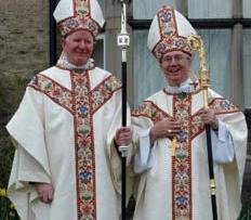 The Ordination of Bishop Michael Campbell at St Peter's Cathedral, Lancaster