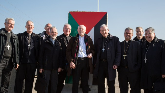 Holy Land Co-ordination