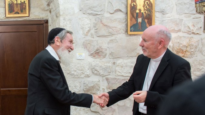 Promoting a Deeper Understanding between Christians and Jews