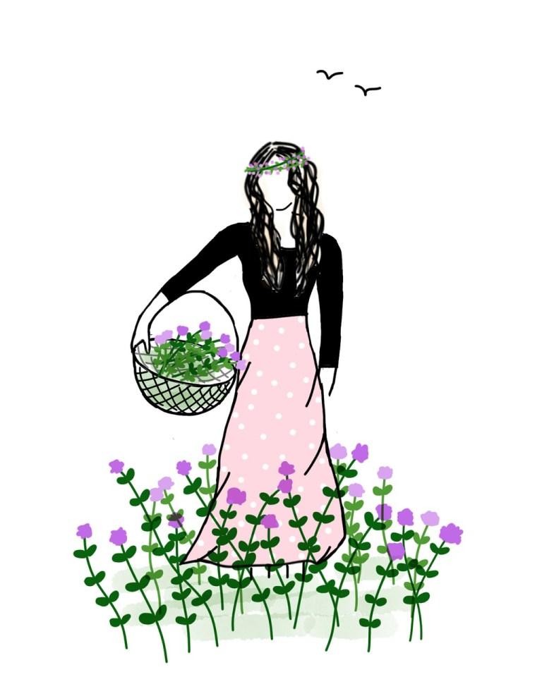 girl, flower basket, flowers-5200909.jpg