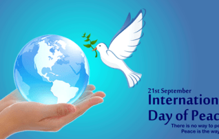 Invitation for the Celebration of International Day of Peace on September 21