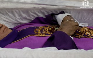 Father Tito Paez: 'A comrade for others'