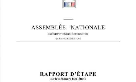 Rapport parlementaire sur le chanvre bien-être en France