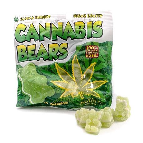 Cannabis Bears