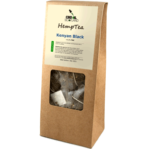 Kenyan Black Hemp Tea