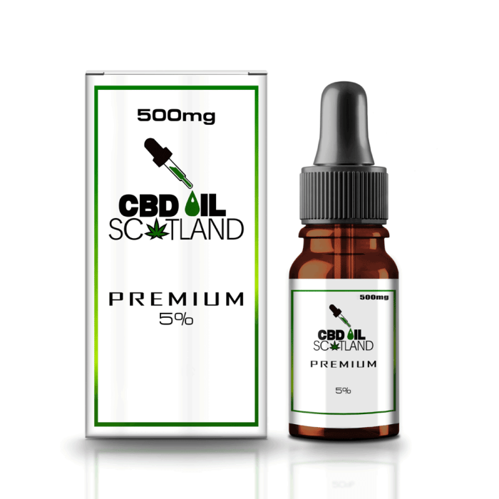 5% CBD Oil
