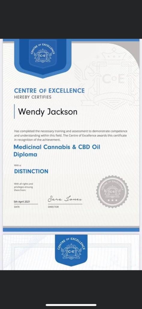 Medicinal Cannabis & CBD Oil Diploma